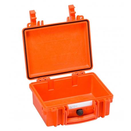 2209 OE EXPLORER CASES ARANCIONE | VUOTA Valigia a tenuta stagna in polipropilene copolimero