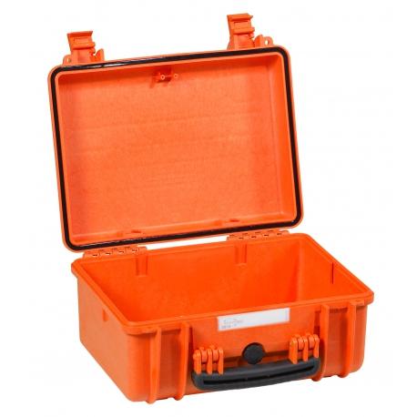 3818 OE EXPLORER CASES ARANCIONE | VUOTA Valigia a tenuta stagna in polipropilene copolimero