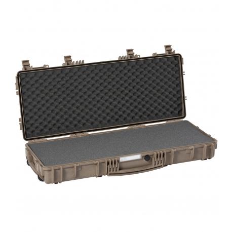 9413 D EXPLORER CASES SABBIA | CON SPUGNA Valigia a tenuta stagna in polipropilene copolimero
