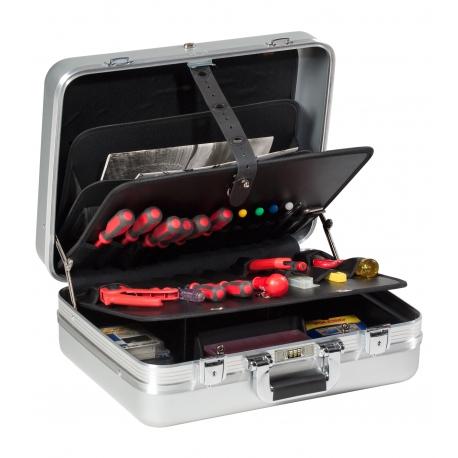 R7/TOP2 PTS GT LINE Valigia porta utensili in alluminio anodizzato