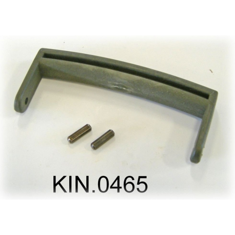 KIN.0465 EXPLORER CASES VERDE MILITARE Maniglia per modelli da 2712 a 3317