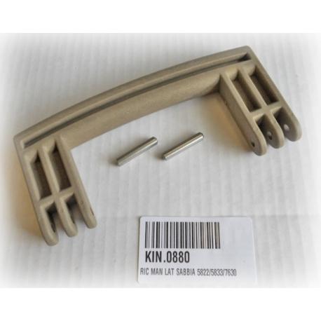 KIN.0880 EXPLORER CASES SABBIA Maniglia laterale per modelli 5140 - 5325/26 - 5822/23/33 - 7630 - 13513/27 - 10840