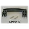 KIN.0419 EXPLORER CASES NERO Maniglia laterale per modelli 9413-11413