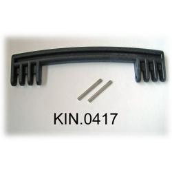 KIN.0417 EXPLORER CASES NERO Maniglia laterale per modello 10840