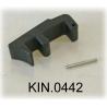 KIN.0442 EXPLORER CASES NERO Serratura per modelli da 1908 a 2214