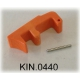 KIN.0440 EXPLORER CASES ARANCIONE Serratura per modelli da 1908 a 2214