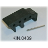 KIN.0439 EXPLORER CASES NERO Serratura per modelli da 2712 a 3317