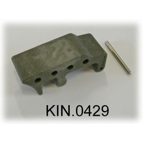 KIN.0429 EXPLORER CASES VERDE MILITARE Serratura per modelli da 2712 a 3317