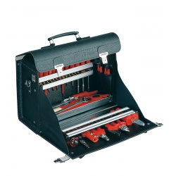 BCP 02 PSS GT LINE Borsa porta utensili in vero cuoio