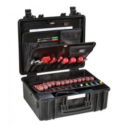 WATERPROOF GT 44-19 PTS GT LINE Valigia porta utensili in polipropilene a tenuta stagna