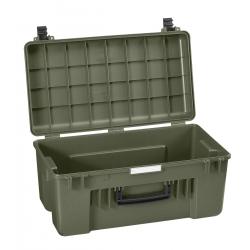 MUB 65 GE GT LINE Box porta utensili vuoto verde militare in polipropilene