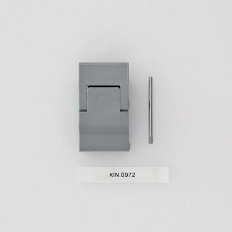 KIN.0972 GT LINE 1 PC CHIUSURA E 1 PC PERNO DI FISSAGGIO PER MODELLI AL1.KT01 - AL1.KT02