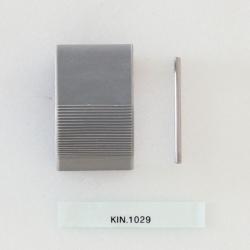 KIN.1029 GT LINE 1 PC CHIUSURA E 1 PC PERNO DI FISSAGGIO PER MODELLI AL1.KT01 - AL1.KT02