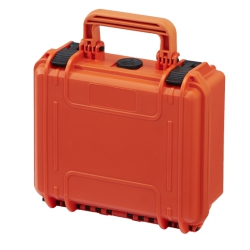 MAX235H105.001 Plastica Panaro MAX CASES VALIGIA ERMETICA ARANCIONE