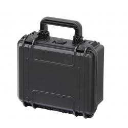 MAX235H105.079 Plastica Panaro MAX CASES VALIGIA ERMETICA NERA