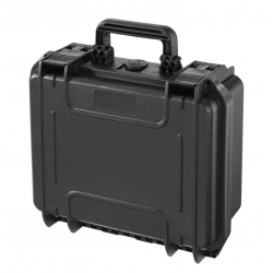 MAX300.079 Plastica Panaro MAX CASES VALIGIA ERMETICA NERA