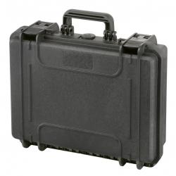 MAX380H115.079 Plastica Panaro MAX CASES VALIGIA ERMETICA NERA