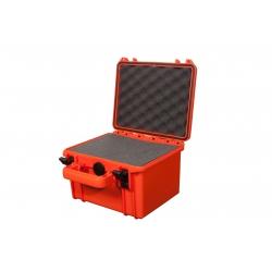 MAX235H155.001 Plastica Panaro MAX CASES VALIGIA ERMETICA ARANCIONE