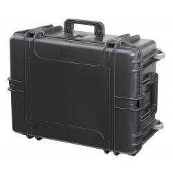 MAX620H250.079 Plastica Panaro MAX CASES VALIGIA ERMETICA NERA