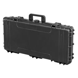 MAX800.079 Plastica Panaro MAX CASES VALIGIA ERMETICA NERA