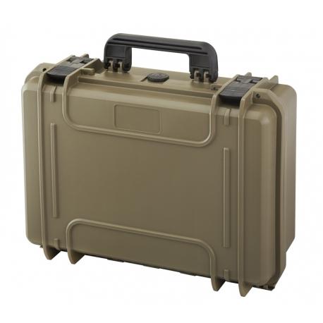 MAX430.488 Plastica Panaro MAX CASES VALIGIA ERMETICA SAHARA