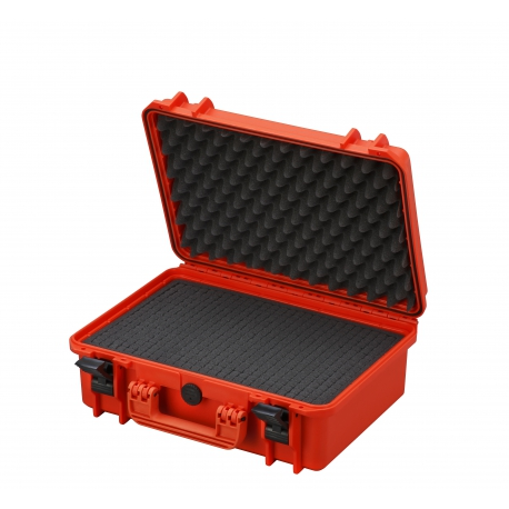 MAX430.001 Plastica Panaro MAX CASES VALIGIA ERMETICA ARANCIONE