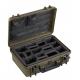 MAX430CAM.488 Plastica Panaro MAX CASES VALIGIA ERMETICA SAHARA INTERNO CON DIVISORIE IMBOTTITE