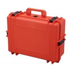 MAX505.001 Plastica Panaro MAX CASES VALIGIA ERMETICA ARANCIONE