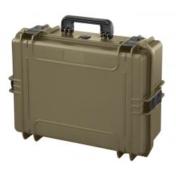 MAX505.488 Plastica Panaro MAX CASES VALIGIA ERMETICA SAHARA