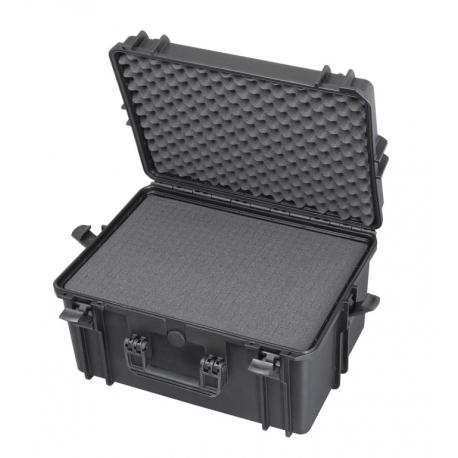 MAX505H280.079 Plastica Panaro MAX CASES VALIGIA ERMETICA NERA