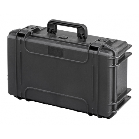 MAX520.079 Plastica Panaro MAX CASES VALIGIA ERMETICA NERA