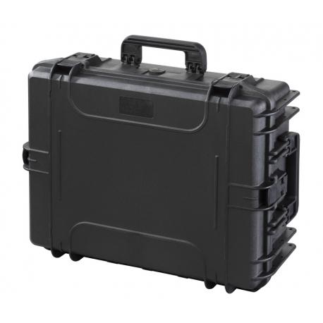MAX540H190.079 Plastica Panaro MAX CASES VALIGIA ERMETICA NERA
