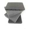 CUBMAX001 MAX CASES Plastica Panaro Spugna cubettata per MAX001 grigio