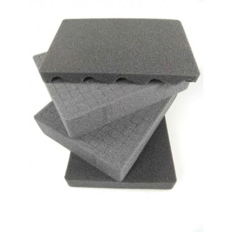 Plastica Panaro Spugna cubettata per MAX004 grigio