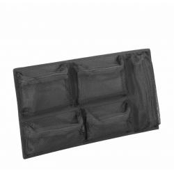 ORG520 MAX CASES Plastica Panaro organizer per coperchio MAX520 nero