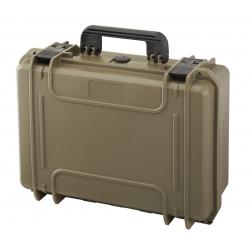MAX430BPOP2.488 Plastica Panaro MAX CASES VALIGIA STAGNA CON INSERTO PERSONALIZZATO PER B POP 2