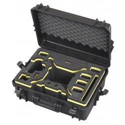 MAX505P4.079 Plastica Panaro MAX CASES VALIGIA STAGNA CON INSERTO PERSONALIZZATO PER PHANTOM 4 / PRO / PRO +