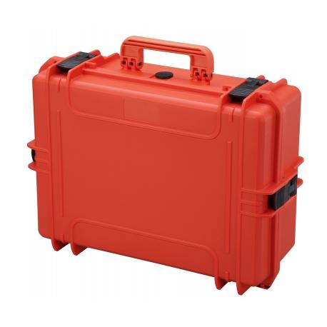 MAX505P4.001 Plastica Panaro MAX CASES VALIGIA STAGNA CON INSERTO PERSONALIZZATO PER PHANTOM 4 / PRO / PRO +