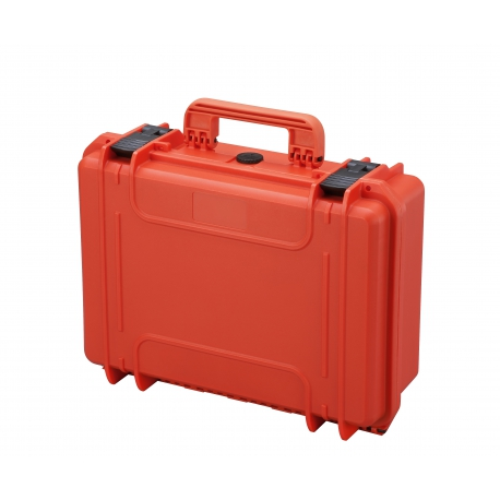 MAX430GUN.079 Plastica Panaro MAX CASES VALIGIA STAGNA CON INSERTO PER 5 PISTOLE E 18 CARICATORI