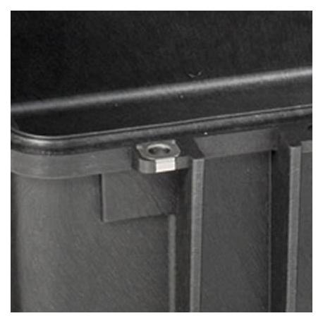 KIN.1214 EXPLORER CASES Rinforzo in metallo asola lucchetto dalla 3818 in su