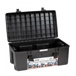 MUB 78 GT LINE Box porta utensili vuoto nero in polipropilene