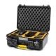MAV2-2400BLK-02 HPRC VALIGIA HPRC2400 PER DJI MAVIC 2 PRO/ZOOM + SMART CONTROLLER