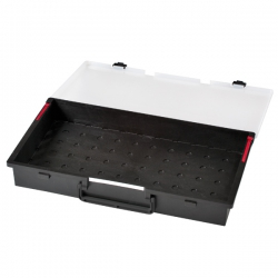 AIBOX6.E EXPLORER CASES ORGANIZER CON COPERCHIO REMOVIBILE