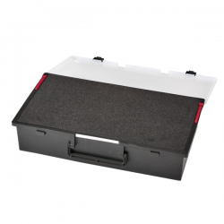 AIBOX9.F EXPLORER CASES ORGANIZER CON COPERCHIO REMOVIBILE