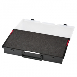 AIBOX6.F EXPLORER CASES ORGANIZER CON COPERCHIO REMOVIBILE