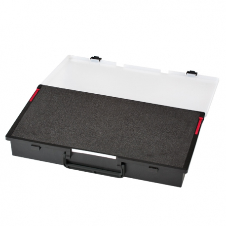 AIBOX6.F EXPLORER CASES ORGANIZER CON COPERCHIO REMOVIBILE