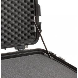 KIN.1038 EXPLORER CASES Braccetto metallico per 10826 (per la sola versione con coperchio incernierato)