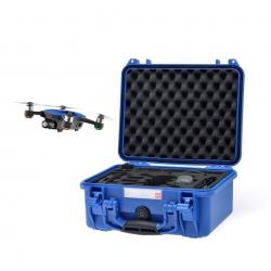 SPK2300BLU-01 BLU HPRC VALIGIA HPRC2300 PER DJI SPARK FLY MORE COMBO BLU