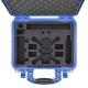 SPK2300BLU-01_BLU HPRC VALIGIA HPRC2300 PER DJI SPARK FLY MORE COMBO BLU