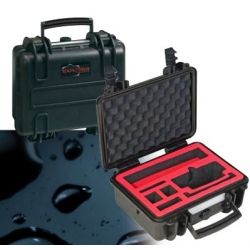 2712.BF.ANAFI EXPLORER CASES NERA CON SPUGNA PER DRONE PARROT ANAFI E ACCESSORI